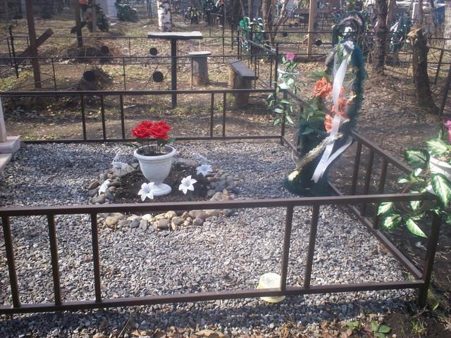 Облагородить могилу на кладбище своими руками 66